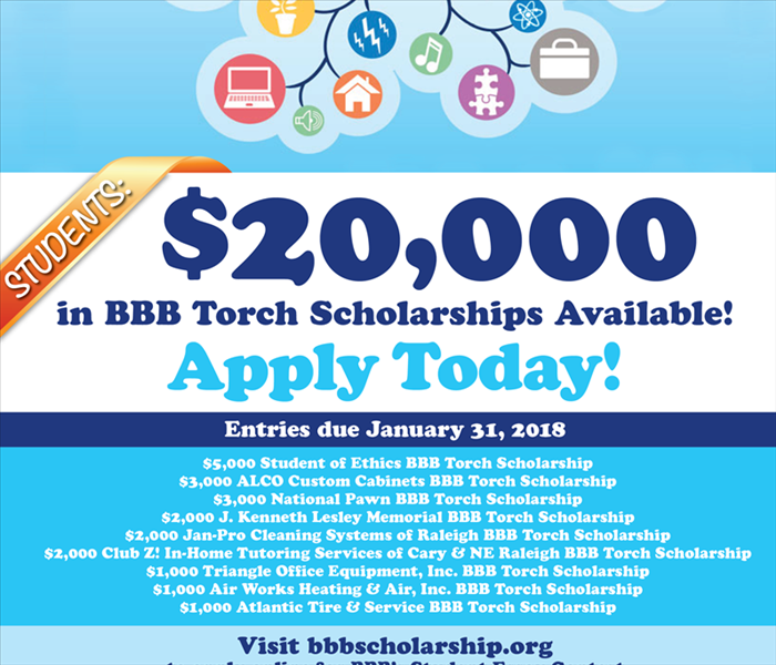 Community BBB Torch Scholarships