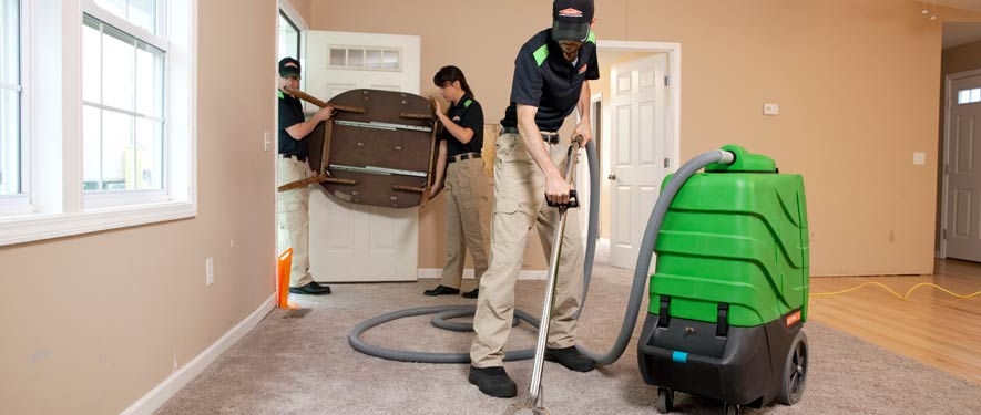 Henderson, NC residential restoration cleaning